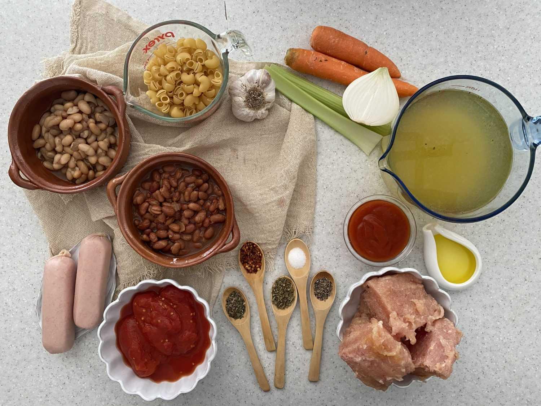 instant pot olive garden pasta fagioli
