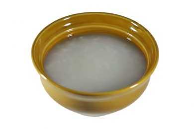 Instant Pot Plain Congee