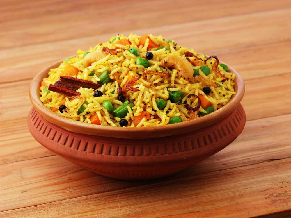 Instant Pot Vegetable Biryani Corrie Cooks