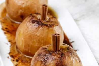 Instant Pot Wine Braised Apples
