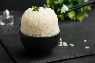 Rice Served