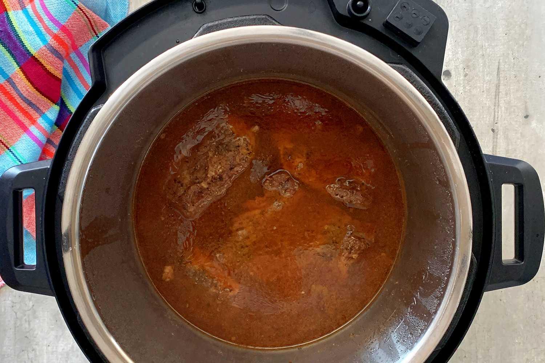 Instant Pot Shredded Pork