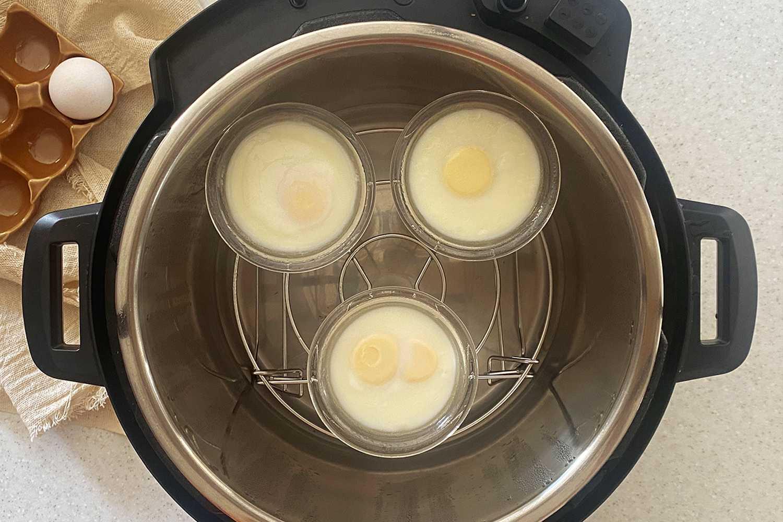 Instant Pot Poached Eggs