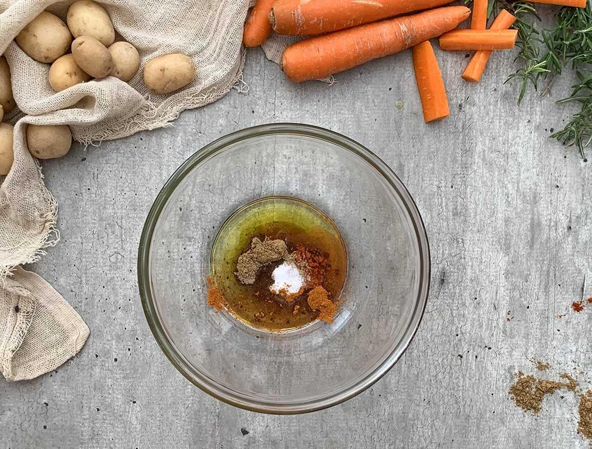 Instant Pot Potatoes and Carrots