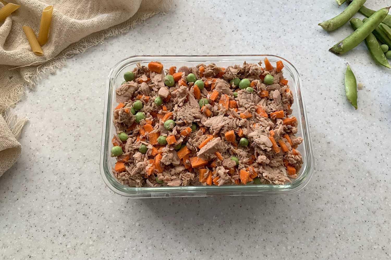 Instant Pot Tuna Casserole