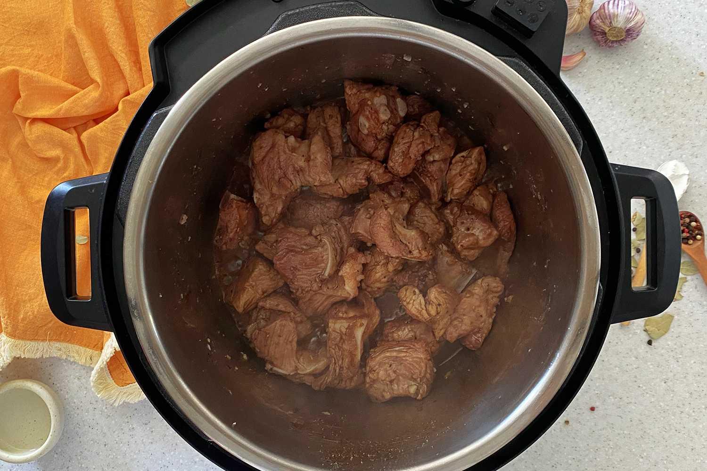 Instant Pot Pork Adobo