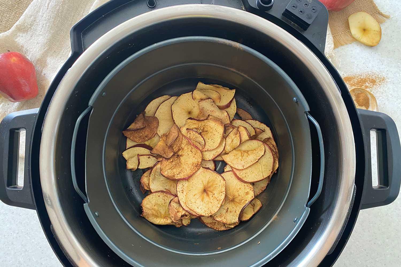 Instant Pot Apple Chips