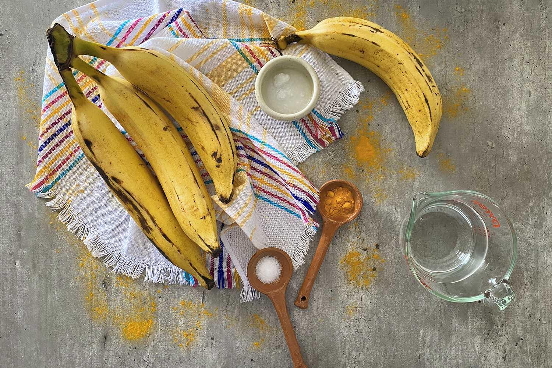 Instant Pot Banana Chips